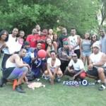 Celebrity Kickball Game: Piedmont Park ATL