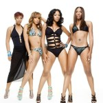 Braxton Ladies Get Sexy For Vibes SwimSuit Edition