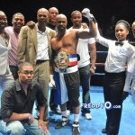 Charity Boxing Match RL vs. Darrin Henson