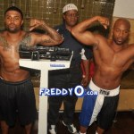 Celebrity Boxing Match Weigh In: Stay Tuned For The Main Event!!
