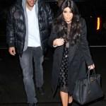 Kim Kardashian And Kris Humphrey Getting A Pre-Nuptual Agreement