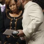 Bishop Eddie Long Said Vanessa's Not Leaving