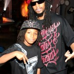 Celebrity Star's Kids On The Rise: Lil Jon's Son Nathan Smith