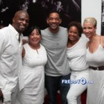 Will Smith, Michael Vick, Tyrese & Others Unite For The 8th Annual Charlie Mack Party 4 Peace