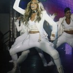 Ciara Shows Off Her Abs At Station Invasion Concert Tour