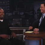 Jamie Foxx Discusses South Africa, Fatherhood, And More On Jimmy Kimmel