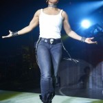 Janet Jackson Comments On Nicki Minaj's Wardrobe Slip Up