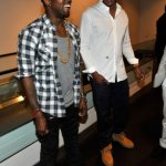 """Kelly Rowland, Beyonce, Jada Pinkett and Others Attend Private """"Watch The Throne"""" Listening Party"""