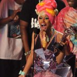 Nicki Minaj Wins 2011 Best Hip-Hop Video VMA For 'Super Bass' + What Is She Wearing?