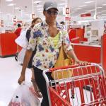 Michelle Obama shops at Target??