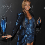 Beyonce Launches 'Pulse' Fragrance In NYC