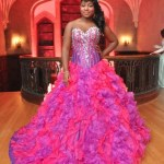 Reginae Carter celebrates her 13th Birthday Party With Toya Wright and Lil' Wayne