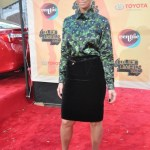 Amber Rose Soul Train Awards Red Carpet {Pictures} and New Book