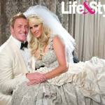 Atlanta Housewives' Kim Zolciak Marries Atlanta Falcons Kroy Biermann