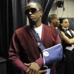 Diddy Recovering From Minor Surgery On Shoulder