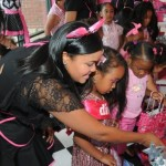 Sarah Chapman and P. Diddy Daughter Chance Combs 5th Birthday Party {Photos}