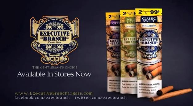 Snoop Dogg Releasing Cigar Line 'Executive Branch