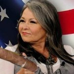 Roseanne Barr Officially Files Paperwork to Become President of the United States