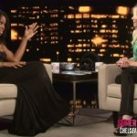 Watch: Kelly Rowland on The Chelsea Lately Show : UK X Factor Replacement