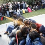 UC Davis Students Sue After Being Pepper-Sprayed In the Face {Video}