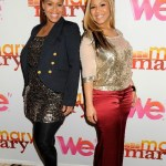 Mary Mary's Tina Expecting Fifth Child :  NY Premiere Photos