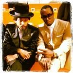 Diddy and Shyne Reunite Durning Fashion Week : New TV Network