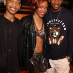 Mishon's Celebrity Listening Session Special Guest  Jacob Latimore, & Dondria,