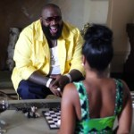 "Behind The Scenes Of Rick Ross & Usher's ""Touch N You Video"" With MTV"