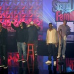 """Bill Bellamy, Tony Rock, Gary Owens """"Stand Up Family"""" Comedy with American Insurance"""