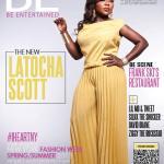 LaTocha Scott Talks Life After Xscape : Covers BE Magazine September Issue