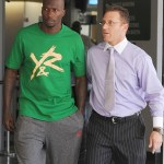 Video: Chad Johnson Receives Probation, Pleads 'No Contest'