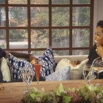 Usher Confides In Oprah