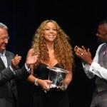 PHOTOS : BMI Awards, Honors Mariah Carey Naming Her named 'BMI Icon'