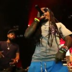 VIDEO : Lil Wayne Performs at Launch for his Own Beat Headphones