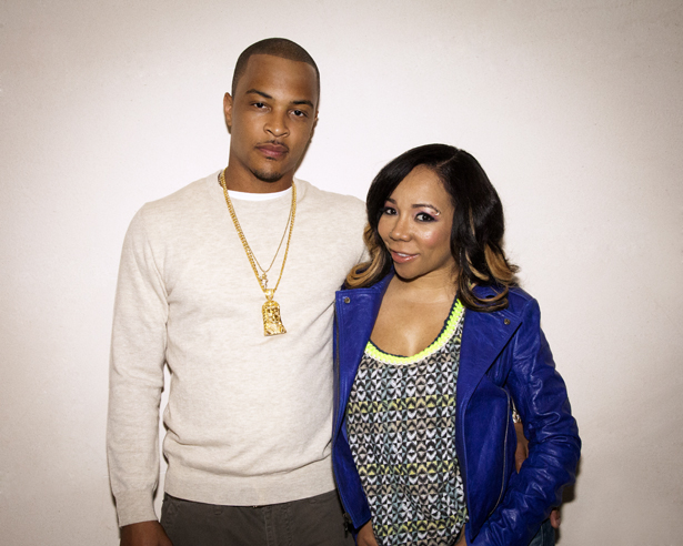 Image result for tameka harris and ti family hustle