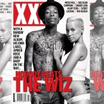 Amber Rose and Wiz Khalifa Show off First Pregnancy Magazine Cover In XXL