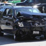 UPDATE: Diddy Has Multiple Injuries After Car Wreck