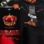 DJ Infamous of V-103 FM & Tour DJ for Ludacris, Endorsement with VIP Premium Energy Drink