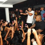Drake Celebrates Birthday In Atlanta