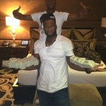 50 Cent Leaves 'The Money Team' & Starts SMS Promotions