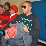 Photos: Ludacris' Toy Giveaway At Thomasville Recreation Center