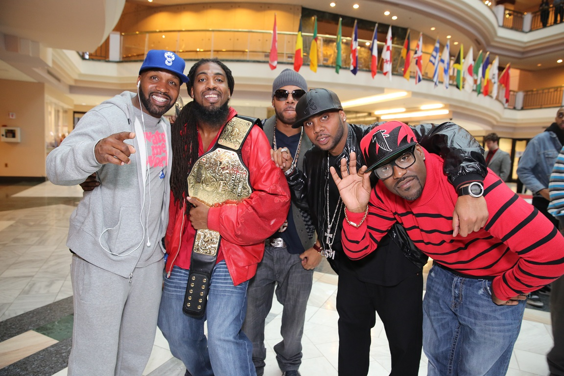 Jagged Edge with Pastor Troy rszd