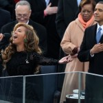 Beyonce Lip Synced During Presidential Inauguration