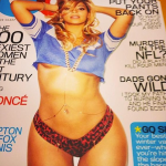 Beyonce's Post Baby Body On GQ Feburary 2013 Issue