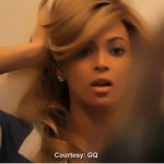 Video: Beyonce Shoots With GQ
