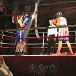 Corporate Fight Night at Puritan Mills – Boxing Not Just For The Pros