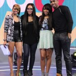 Photos: Mindless Behavior, Tamar Braxton, Angela Simmons, Omarion, Jermaine Dupri & Talib Kweli On BET's 106 & Park