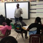Gucci Speaks At Atlanta Middle School Career Day