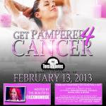 "Event: ""Get Pampered For Cancer"" At Tees & Quotes"