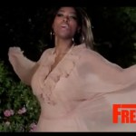 Kenya Moore New Video : 'Gone With the Wind Fabulous'